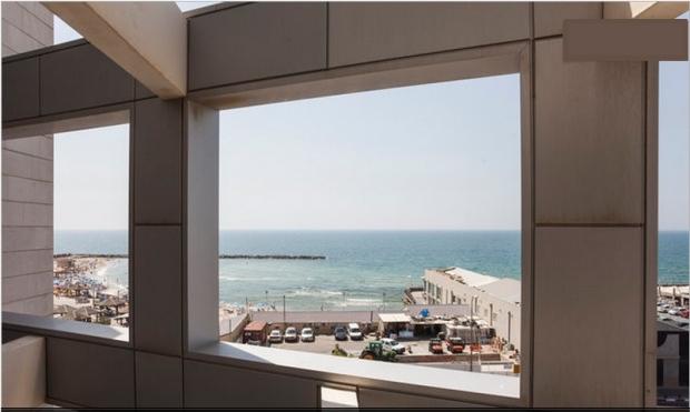 2 חדרים - חלום בתל אביב ליד ים