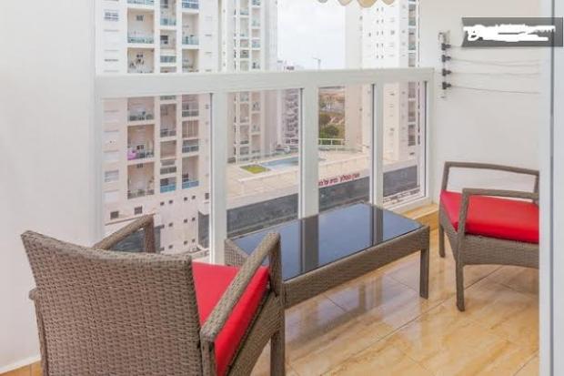 דירה פנורמית אדריכלית