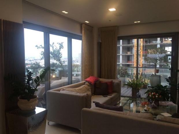 דירה מפוארת ברמת גן.